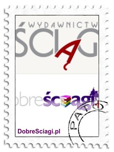 Ściągi DobreSciagi.pl znaczek pocztowy.