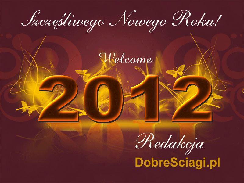 DobreSciagi.pl ściągi Nowy Rok 2012 życzenia