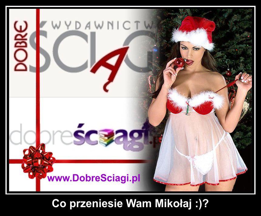 Mikołaj Santa Claus DobreSciagi.pl