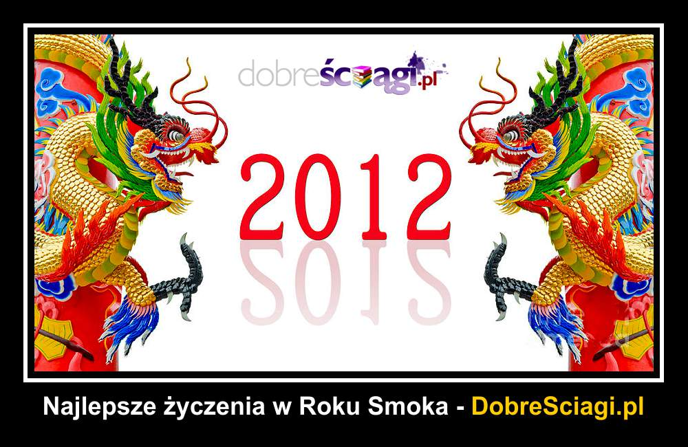2012 Rok Smoka ściągi DobreSciagi.pl