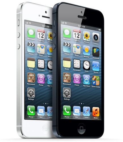 Wygraj iPhone 5