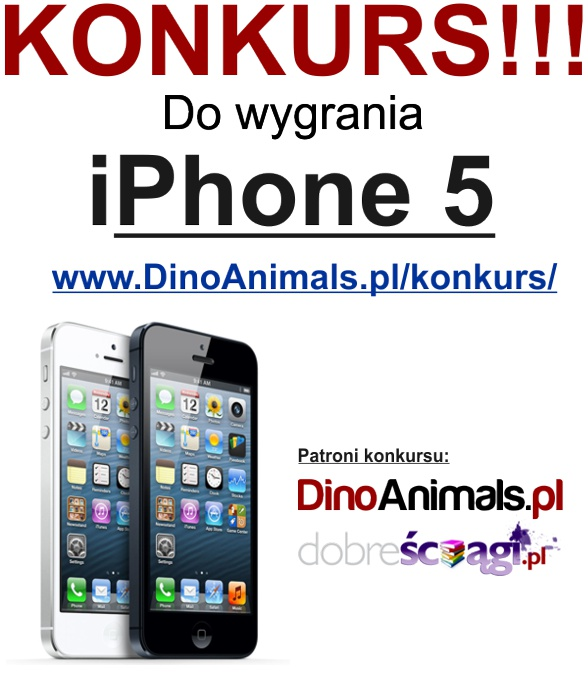 Konkurs iPhone 5 forum